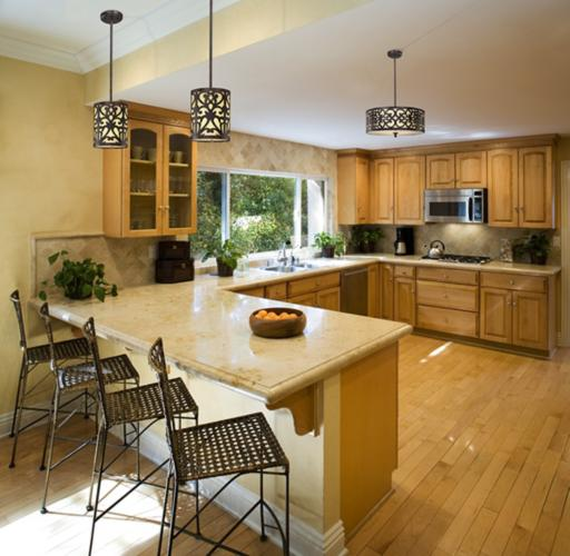 LAMPS PLUS Filigree Pendant Lights Kitchen