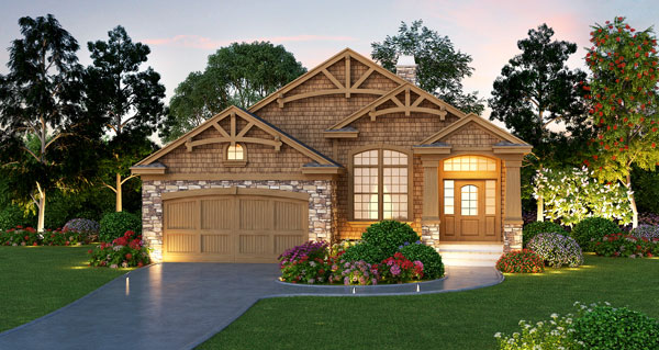Small House Plans - 1st Place 2012 ENERGY STAR