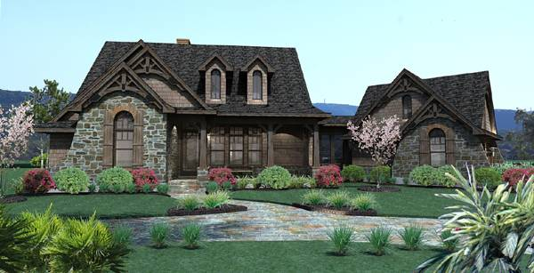 Small House Plans - Vida de la Confianza