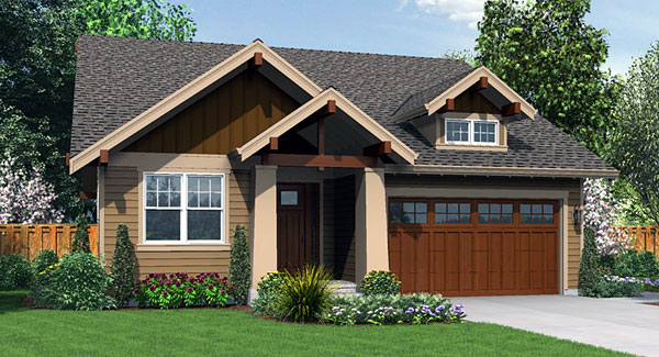 Best-selling House Plan - Espresso House Plan