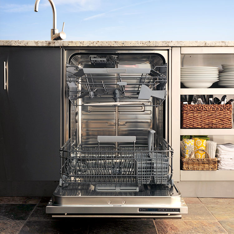 Best from the International Builders' Show -- Kalamazoo Outdoor Gourmet Outdoor Dishwasher