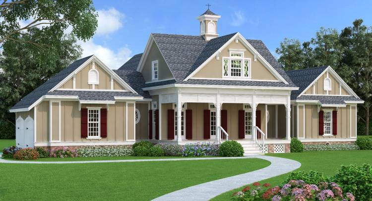 Luxury Country House Plans