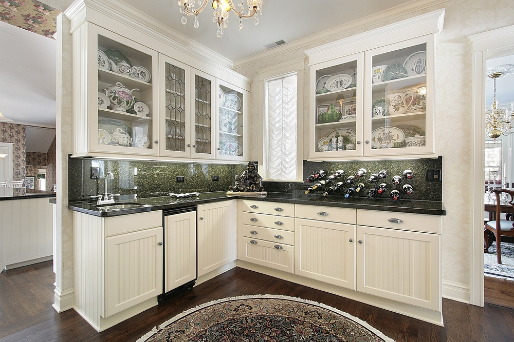 A Peek in Your Old Cabinets Is the Design Spark for Your Kitchen ...