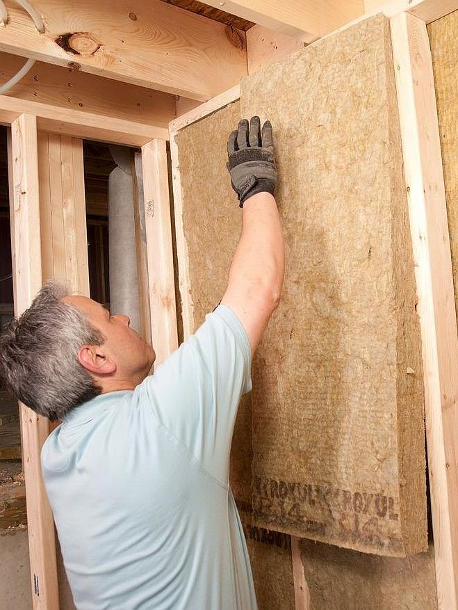 What 39 s the difference fiberglass vs mineral wool for Insulation batt sizes
