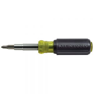 Multi-Tip Screwdriver