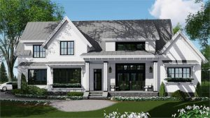 House Plan 3404: Green Acres - 2 Stories. 4 Bedrooms. 4.1 Bathrooms. 3 Car Garage.