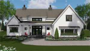 House Plan 3419: Tacoma - 1 Story. 3 Bedrooms. 2.1 Bathrooms. 2 Car Garage.