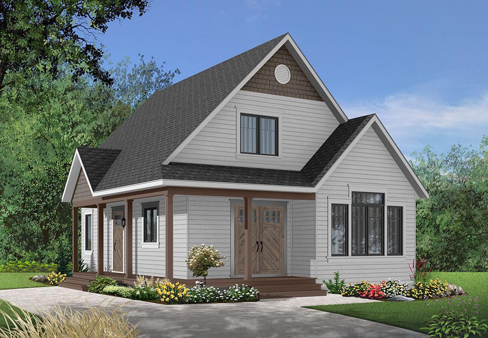 House Plan 4757: Celeste 6