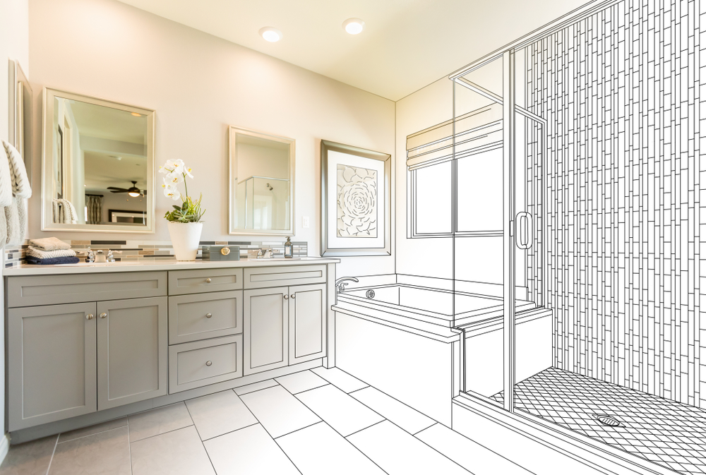 planning to use a home improvement loan in a bathroom