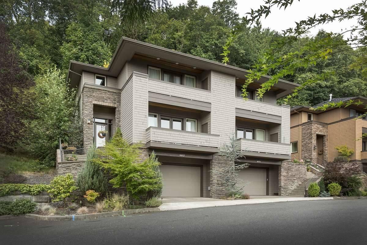 Modern Duplex House Plans