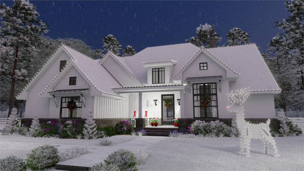 House Plan 7218: Cabin Floor Plans