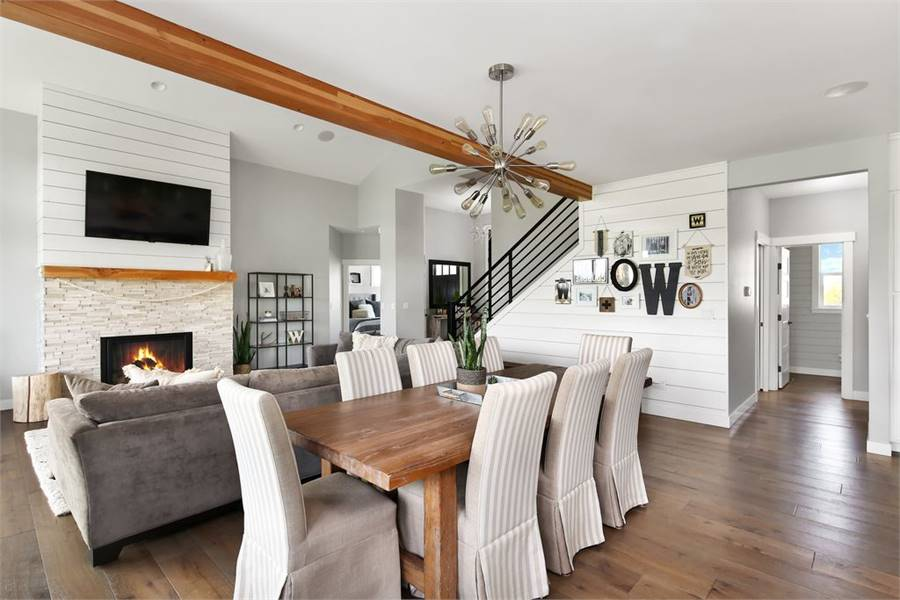 House Plan 6846: Decorating with Shiplap