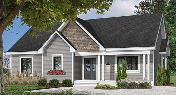 Retired Couple Finds Floor Plan & Forever Home - The House ... on 1700 sq ft log home, 1700 sq ft farmhouse plans, 2 story ranch home plans,