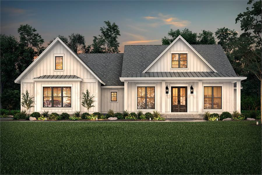 House Plan 8516: Southern Living House Plans