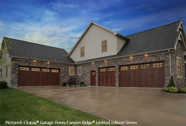 See These Lovely Faux Wood Garage Doors, and What We Have to Say About Different Kinds!
