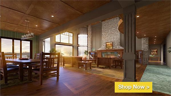 Dream Designs 665 - Open Floor Plans