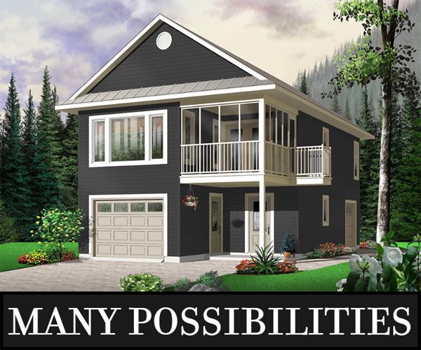 16 X 14 Overhead Garage Door Has Ingenious Design To: Dream Designs 714