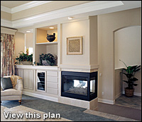 Cleaner Greener Fireplace Options The House Designers