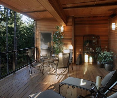 Sustainable Decking Products The House Designers