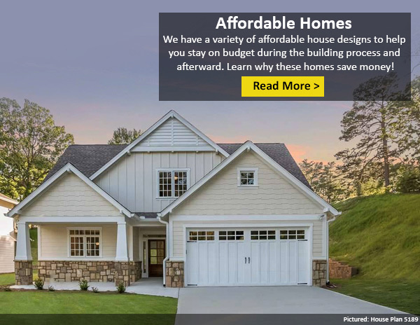 Choosing & Building an Affordable Home