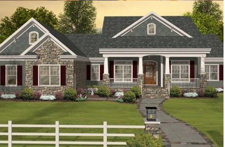 house plan 1169 - House Plns