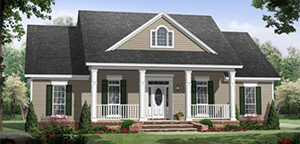 First time home buyer house plans the house designers for First time home buyers plan