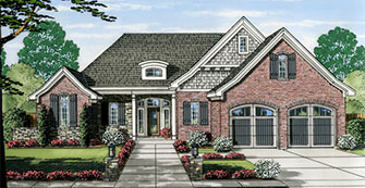 Willowcrest small house plan