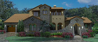 Tuscan House Plans