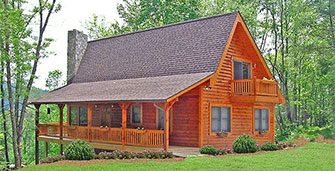 Cabin Vacation House Plans