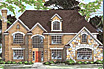 Danze & Davis Architects, Inc., which is a 44-year firm featuring founders Leo P. Danze and H.Ross Davis and new partners, Donovan R. Davis, Elizabeth A. Danze and Gary L. Wagner. Along with a team of 25 dedicated employees, this firm specializes in designing reasonably priced detached and attached houses for building companies, custom home client and home design publishers.