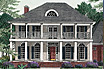 Larry James of Larry James & Associates, Inc. This Louisiana designer has a flair for designing traditional homes that never go out of style. According to James, his passion is to design homes that look as good 100 years from now as they do today. For a timeless look, James is the designer for you.