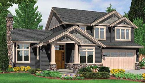 Morrison House Plan