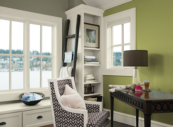 Benjamin Moore Home Office
