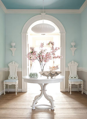 Picking Out On Trend Paint Colors With