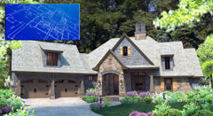 blueprints to build a house can be easily modified to suit your home design needs