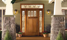 Give your front entry timeless appeal
