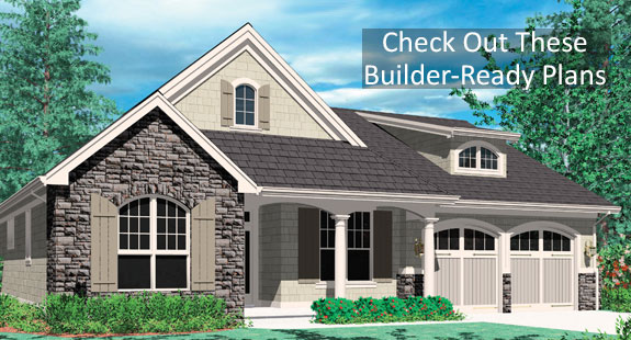 Superior House Plans   Affordable Builder Ready Home Designs With Pictures