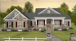 house style plans with front porches and more