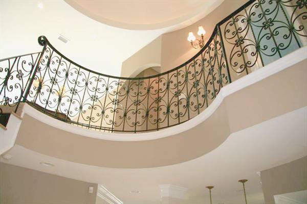 balcony - Vienna House Plans