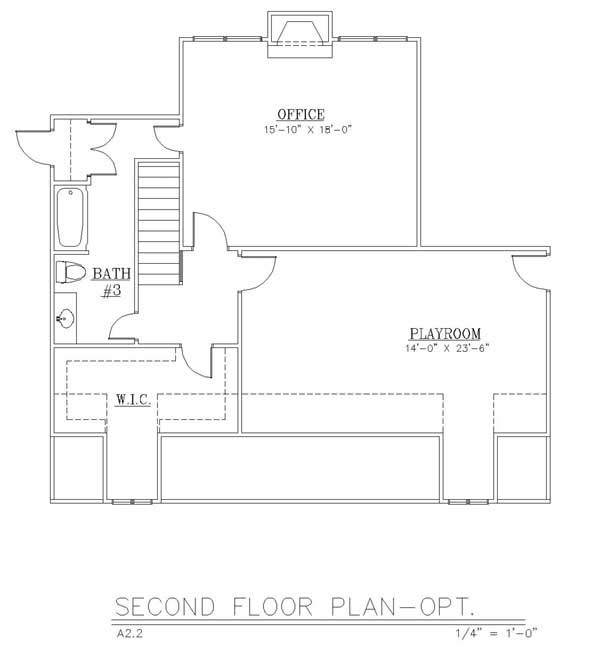 Optional 2nd Floor (included in set)