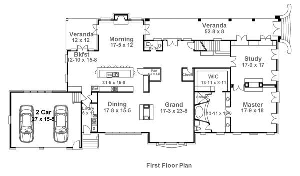 Charleston 1836 4 bedrooms and 4 baths the house designers for Charleston house plans