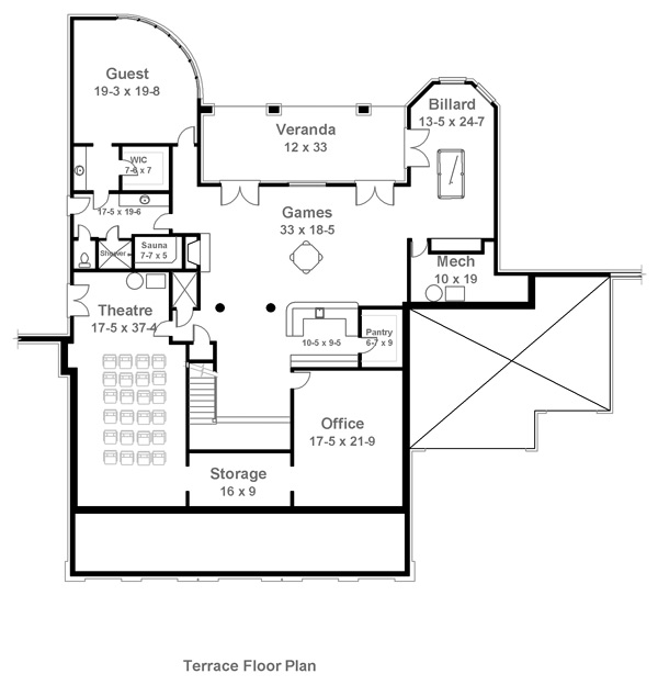 Magnolia house 6146 4 bedrooms and 4 5 baths the house - Magnolia homes floor plans ...