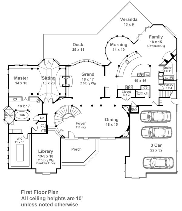 Simple house plans online free – House of samples