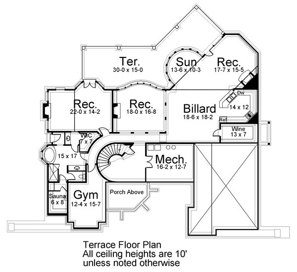 Terraced House Layout About Terraced House Plans