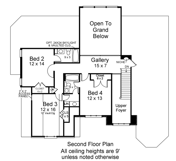 Second Floor Floor Plans standard hamilton 2nd floor plan Second Floorsfw Second Floor Addition Plans 2 On Second Floor Addition Plans