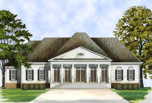 Dogwood 7144 4 Bedrooms And 2 Baths The House Designers