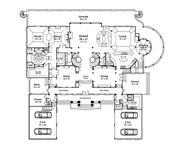 Fountainebleau 6046 5 Bedrooms And 5 Baths The House