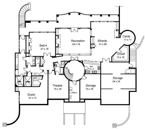 Basement Floor Plans. Basement Floor Plan Image Of Surprising
