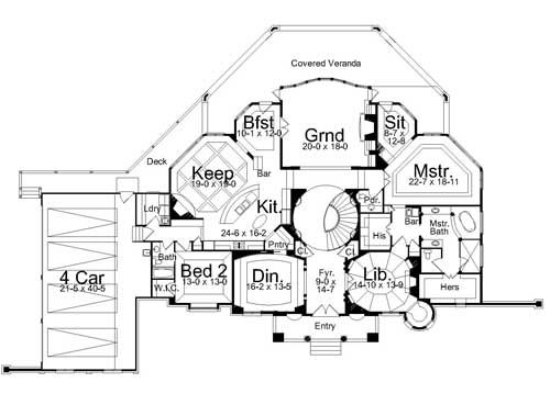 CHARMED HOUSE FLOOR PLANS | Find house plans