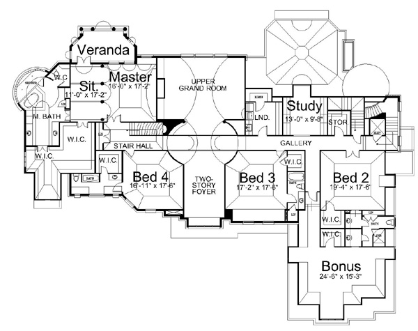 Manderston Estate 6147 5 Bedrooms And 5 5 Baths The